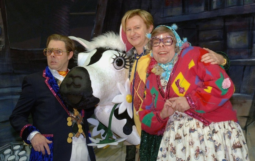 Date Of League Of Gentlemen TV Reunion Revealed