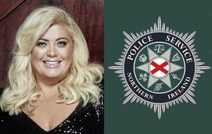 PSNI apologises to TOWIE's Gemma Collins over Facebook post