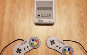 Nintendo's SNES Classic Mini: First impressions on stepping back in time