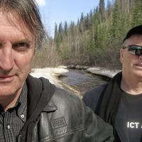 Horslips men Barry Devlin & Jim Lockhart get poetic