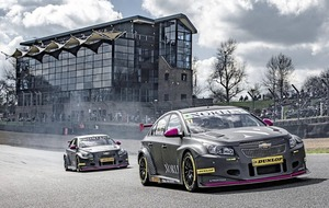 Belfast city centre could host touring car race 'within two years'