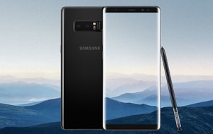 This is Samsung's new smartphone: The Galaxy Note 8