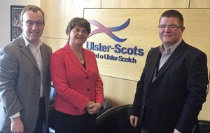 Stormont talks paper proposed spending £140m on Ulster Scots