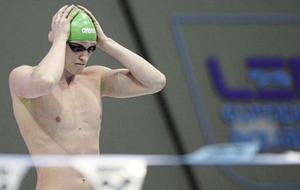 Swimmer Shane Ryan spans 26-year gap