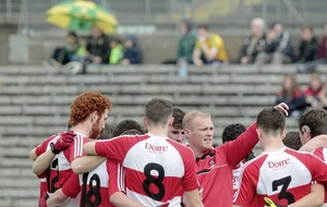 Derry minors ready for Dublin test says manager Damian McErlain