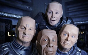 New Red Dwarf series premieres at Edinburgh Television Festival