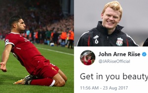 John Arne Riise tells the story of Liverpool's blistering start against Hoffenheim