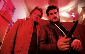 Are you watching?: Comrade Detective on Amazon Prime Video