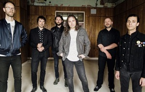Battle ready: War on Drugs leader Adam Granduciel on their new album