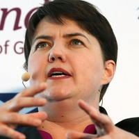 Ruth Davidson: Big Ben media coverage 'gets on my wick'