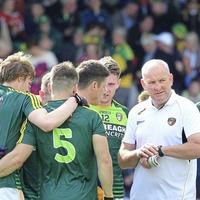 Frank Fitzsimons walks away from Antrim post