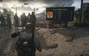 Call of Duty WWII's new social space could be the star of the new game