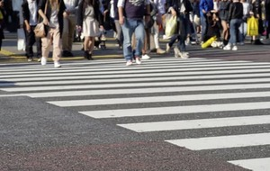 Investing – like crossing the road