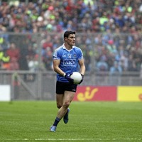I would throw Diarmuid Connolly straight into battle with Tyrone says Charlie Redmond