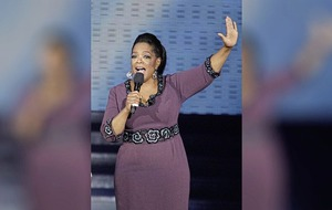 Sleb Safari: Oprah Winfrey has life figured out and then some