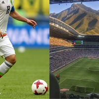 The story behind the stunning football stadium taking the internet by storm