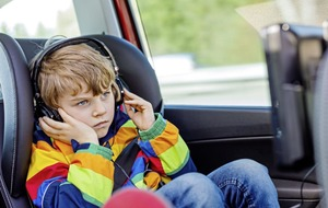 Ask The Expert: How to avoid back-seat boredom