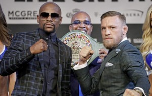 Fear of the unknown the only weapon Conor McGregor has against Floyd Mayweather
