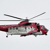 Italian tourist airlifted from Carrick-a-Rede Island