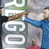 Co Tyrone sparring partner talks up McGregor's chances against Mayweather