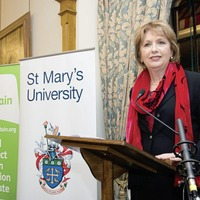 Mary McAleese: Brexit like 'pulling a tooth with 10,000 roots'