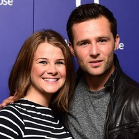 Harry and Izzy Judd announce arrival of baby boy