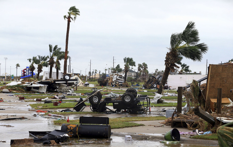FEMA Asking For Citizens To Be Involved In Harvey Recovery Efforts