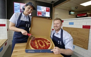 Four Star Pizza in £10,000 investment - and jobs boost - at Armagh store
