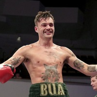 Mighty Celt star Tyrone McKenna takes centre stage on Belfast fight night