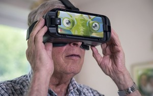 A new virtual reality game is helping with dementia research