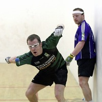 Champions Tom Sheridan and Brian Carroll determined to retain All-Ireland handball title
