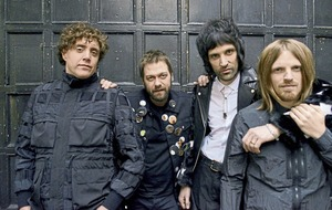 Second time lucky? Kasabian reschedule Belfast Custom House Square date