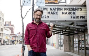 Essential comedy: Marc Maron – Too Real