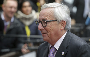 European Commission president Jean-Claude Juncker criticises UK handling of Brexit process