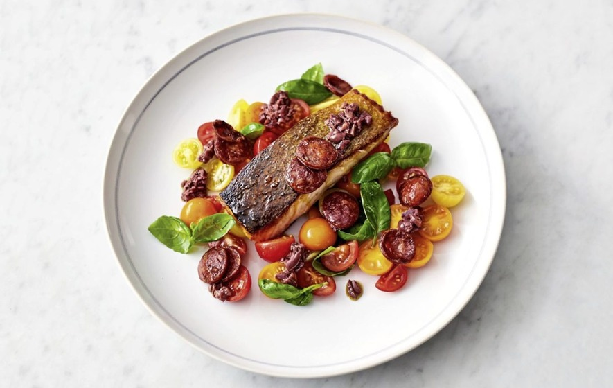 Jamie oliver pares cooking back to just five ingredients in his new jamie oliver is really taking things back to basics with his new cookbook in which dishes featured have just five ingredients he tells prudence wade why forumfinder Image collections