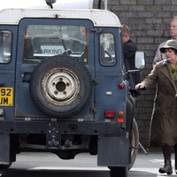 Brenda Blethyn filming eighth series of crime drama Vera