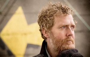 Just announced: Glen Hansard at The Ulster Hall