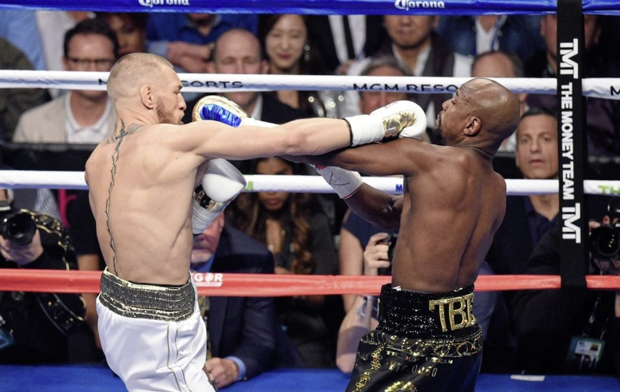 Showtime calls Mayweather-McGregor massive success
