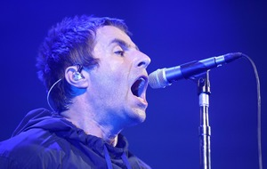 Liam Gallagher announces first solo UK tour