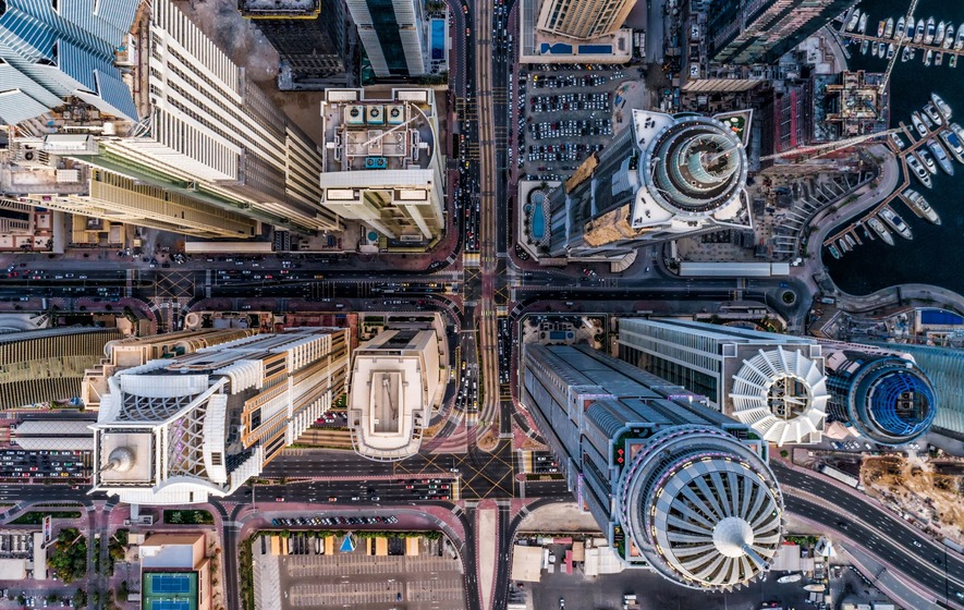 The Pictures Have Scooped Top Honours In International Drone Photography Contest