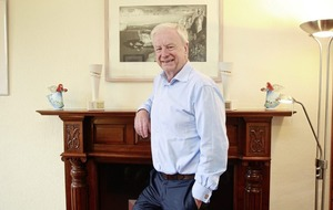 Broadcaster Seamus McKee on asking those impossible-to-answer questions