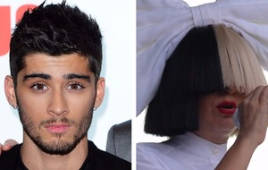Zayn Malik announces new Dusk Till Dawn single with Sia