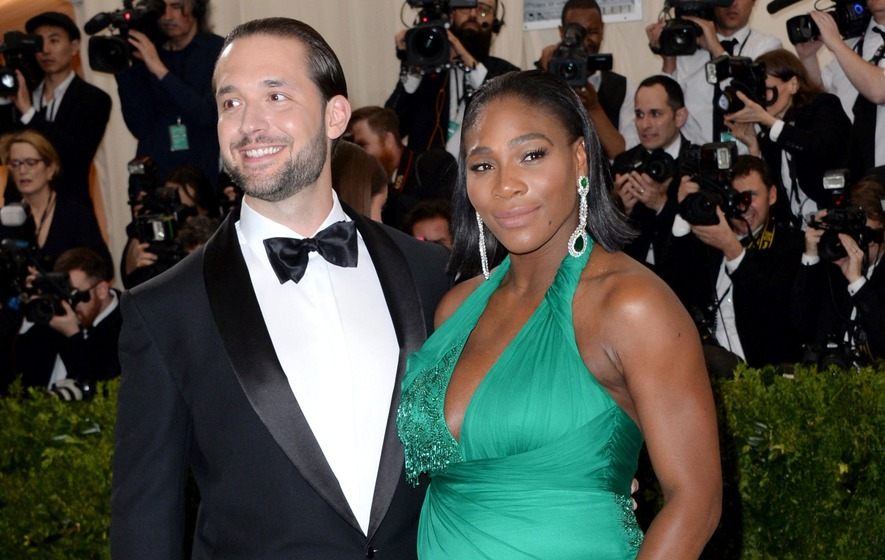 Serena Williams Has Given Birth to a Baby Girl
