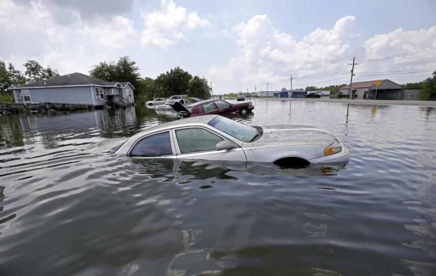 James Harden Pledges $1 million to Hurricane Harvey Relief