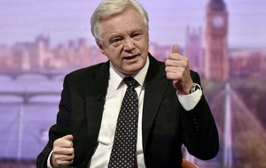David Davis accuses EU of 'silly' approach to Brexit talks