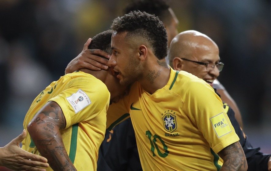 Brazil Draws 1×1 With Columbia