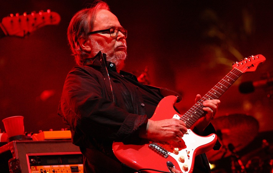 Steely Dan Guitarist Walter Becker Dead at 67