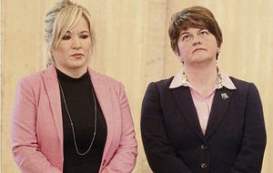 As leaders, women and mothers, Arlene and Michelle must find common ground