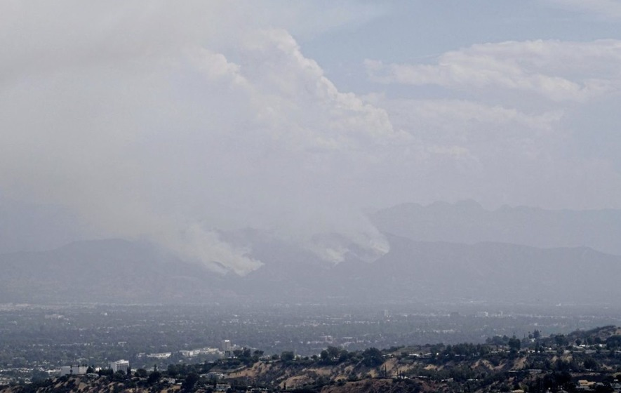 Wildfire Near Burbank Destroys Thousands of Acres, Forces Evacuations