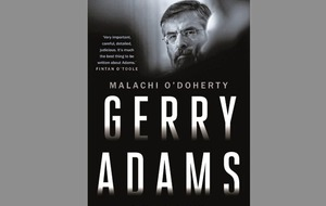 New book labels Gerry Adams a 'millionaire'